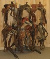 Horseman 7 Saddle Rack